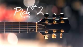 รวมเพลงบรรเลงกีตาร์เปิดฟังยาวๆ 1 ชั่วโมง #2   by PickFingerstyle