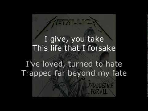 Metallica - Harvester Of Sorrow Lyrics (HD) Mp3