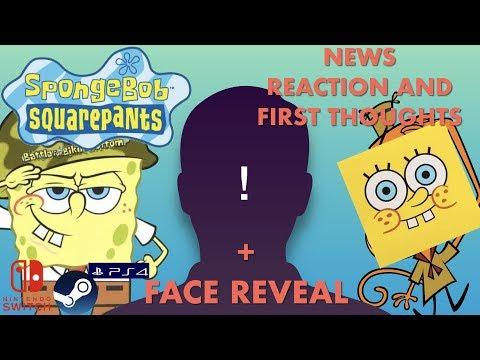 SpongeBob: Kamp Koral/Battle for Bikini Bottom Rehydrated Reactions (plus Face Reveal!)