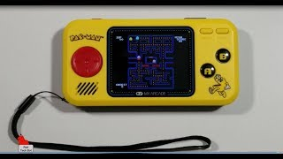 The My Arcade Pac-Man Pocket Video Game Review (2019)
