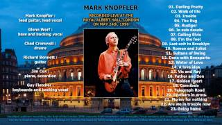"""Mark Knopfler """"I'm the fool"""" 1996-05-24 London [AUDIO ONLY]"""