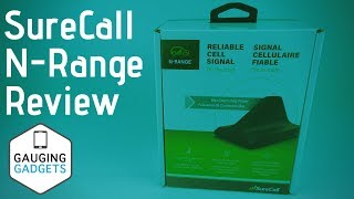 SureCall N-Range Review and Setup - Vehicle Cell Phone Signal Booster Kit for Car, Truck or SUV