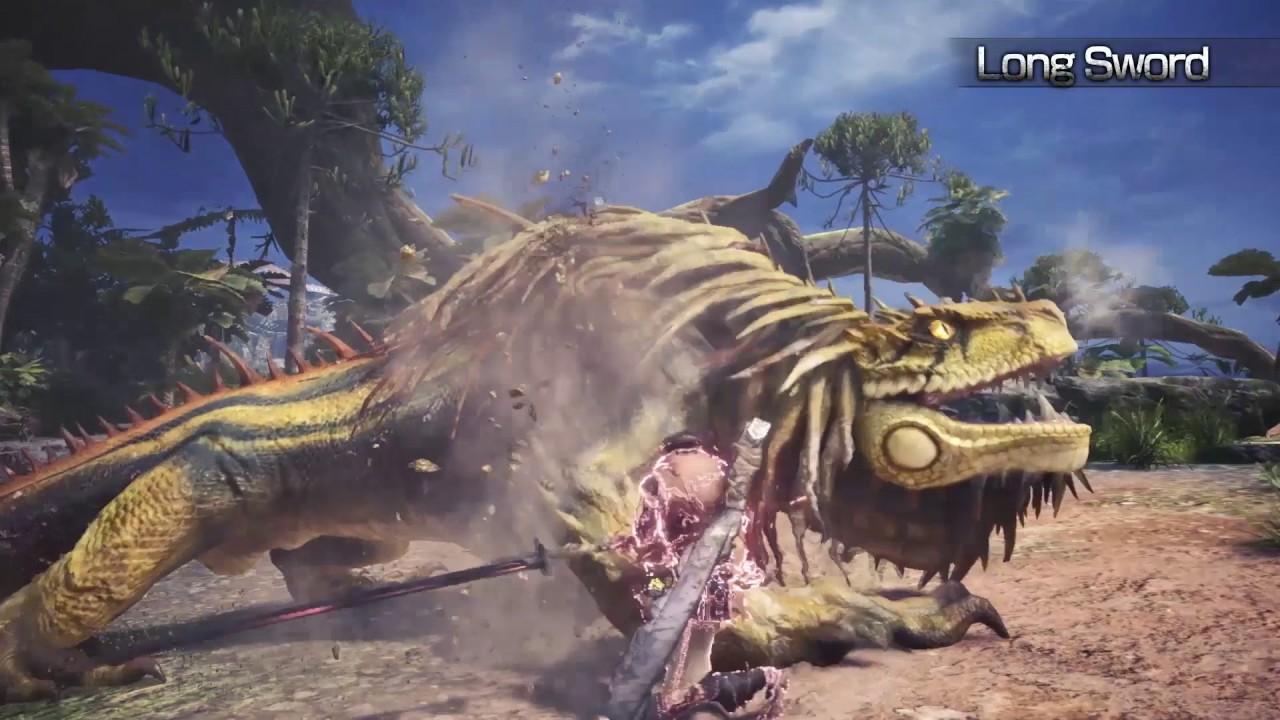 Monster Hunter: World - Light Weapons Trailer