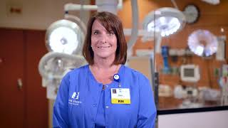 Join the Blue – Staci Baker, RN Interview