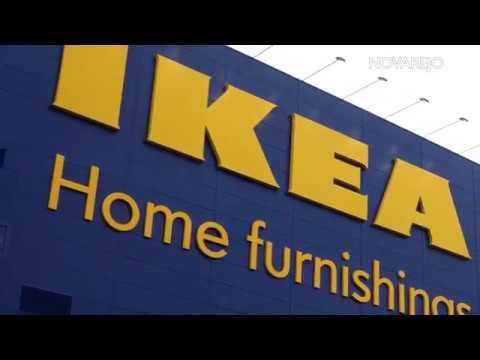 Entregas da Ikea em Xangai são todas feitas por veículos elétricos