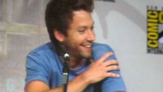 MIlo Ventimiglia Comic Con 2007 Pathology Panel movie Part 3
