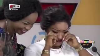 Kya la femme de Pape Cheikh Diallo apparait pour la premier fois sur...