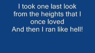 Rise Against - Ready To Fall (with lyrics)