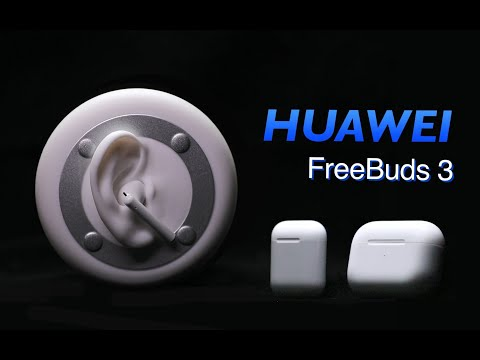 External Review Video jnn8aeS8lrg for Huawei FreeBuds 3 Headphones