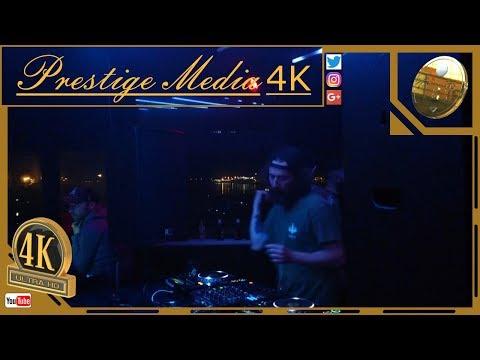 DEEP TECHNO Kiko Melis plays 'The Sky Was Pink' live - @R33 club Mallorca |PrestigeMedia4K| P$M@4K