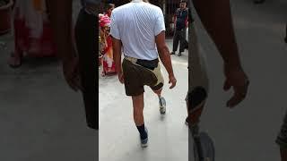 Artificial Leg by Easy Life for Bangladesh