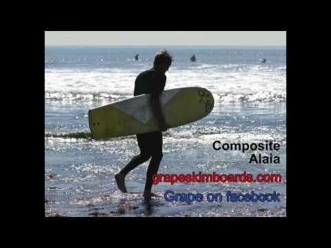 Grape Composite Alaia 2- Foam alaia