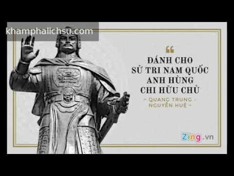 Vì sao vua Quang Trung chết? Sự thật về cái chết của vua Quang Trung