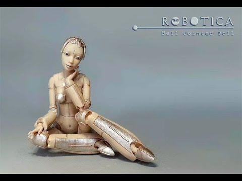 robot woman robotica by shira thingiverse rh thingiverse com