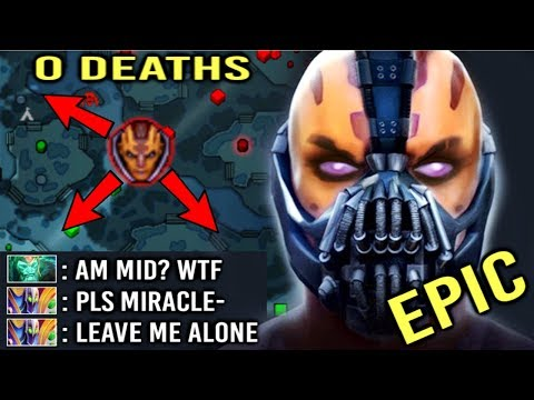 New Style Miracle- Pro Anti-Mage Mid vs Rubick! ULTRA INSTINCT Moves Epic Top Rank Game Dota 2