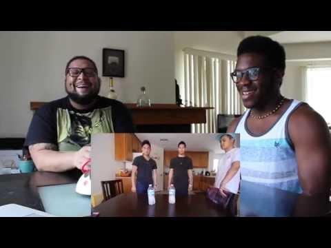 Ultimate Water Bottle Flip! (Dear Ryan) REACTION!!! (видео)