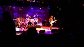"Zebra ""The La La Song"" (+drum solo)  Live 4/13/2012 Westbury, NY"