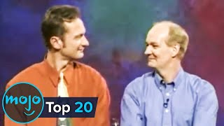 Top 20 Times Whose Line Is It Anyway Bits Went Wrong