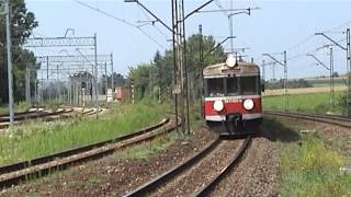 preview picture of video 'EN71-023 Kraków Batowice'
