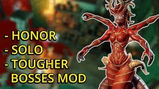 The Doctor Bossfight - Honor - Solo - Tougher Bosses Mod