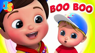 ABC Song | Boo Boo Song | Wheels On The Bus | Baby Shark | Nursery Rhymes & Songs for Babies