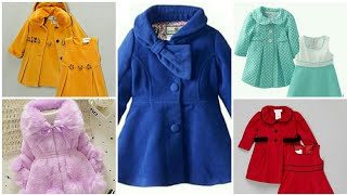 Most Stylish Cute Baby Girls Coats/Ruffle Jackets/Winter Outerwear/Overcoat For Toddler/Little Girl