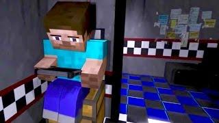 Minecraft vs Five Nights at Freddy's | Video Reacción - JuegaGerman