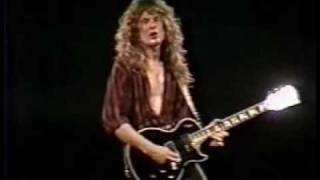 Whitesnake - John Sykes Solo - Rock In Rio 1985