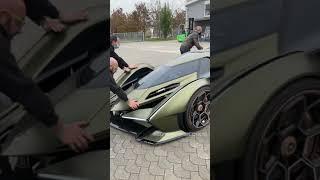 Lamborghini Vision GT 🤩 #Shorts