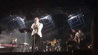 "FOSTER THE PEOPLE ""Broken Jaw"" Cooperstown, NY 6/10/17"
