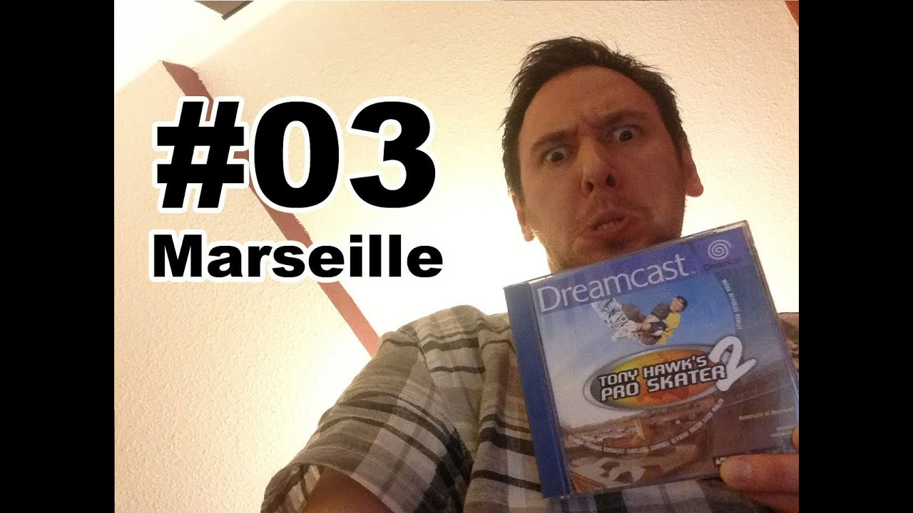 #03 Tony Hawk's Pro Skater 2 – Marseille (Speedy Renton Let's Play)