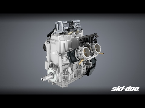 2021 Ski-Doo Summit SP 175 850 E-TEC ES PowderMax Light FlexEdge 3.0 in Saint Johnsbury, Vermont - Video 2