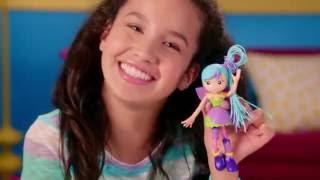 Кукла конструктор Betty Spaghetty разные модели от компании 4 сезона - видео