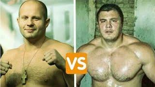 Федор Емельяненко vs Мурод Хантураев, кто сильнее?