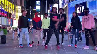 Pop Smoke - For The Night Ft. Lil Baby ,DaBaby (Official Dance Video)