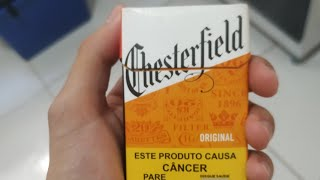 Review - Chesterfield Original Red
