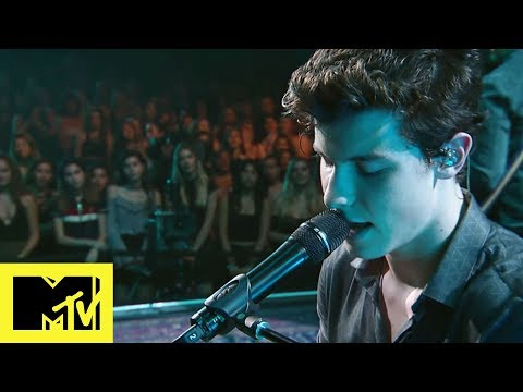 Shawn Mendes Performs 'Stitches' For MTV Unplugged | MTV Music - MTV International