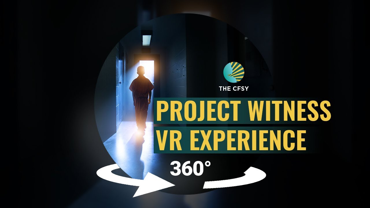 Project Witness VR Experience