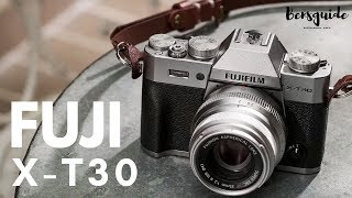 Fuji XT30 First Look Review