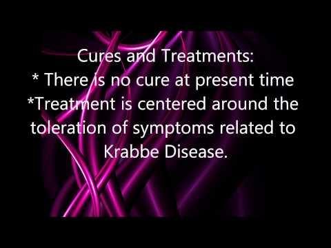 Video Krabbe Disease powerpoint
