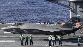 LOCKHEED MARTIN - Lockheed Martin credits Trump for lower F-35 price