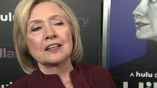 Clinton will be 'supporting the (Democratic) nominee'