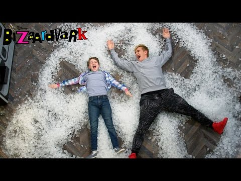 Ice Machine Science | Bizaardvark | Disney Channel