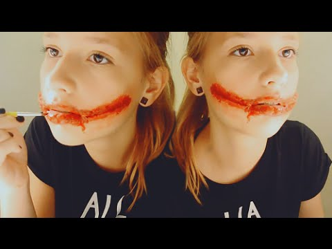 The Chelsea Smile ♥ Halloween Mask Tutorial (SK)