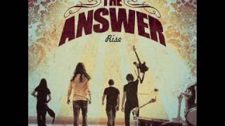 The Answer Sometimes you love (live)