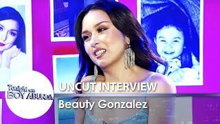 Beauty Gonzalez | TWBA Uncut Interview
