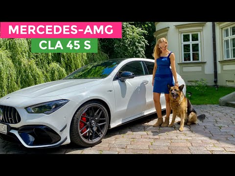 Mercedes-AMG CLA 45 S | Shooting Brake | the 4 pots you need!