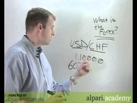 Lesson 1 - What is Forex and how does It work?