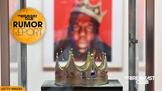 Notorious B.I.G  Novelty Crown Sells For Almost $6K