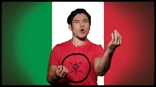 Flag / Fan Friday ITALY! (Geography Now)